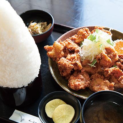 大盛り料理(芳味亭)
