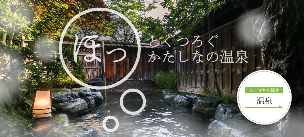 片品村の温泉
