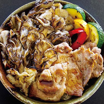 Maitake-mushroom Dishes