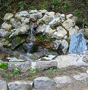 花咲の出水